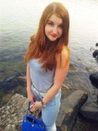 Girl Noemi in Umea